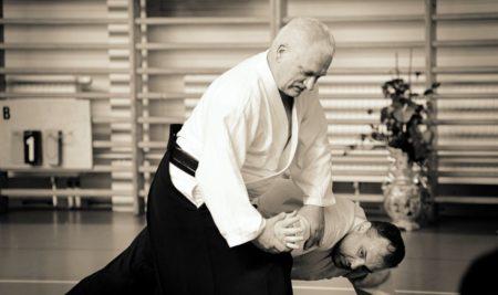 Grudniowy staż aikido z Sensei Marianem Wiśniewskim