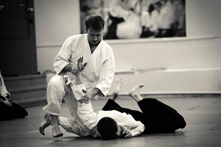Zapisy na treningi aikido dla dzieci i młodzieży