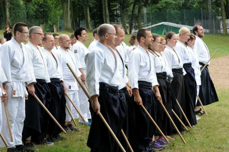 Staże i obozy aikido