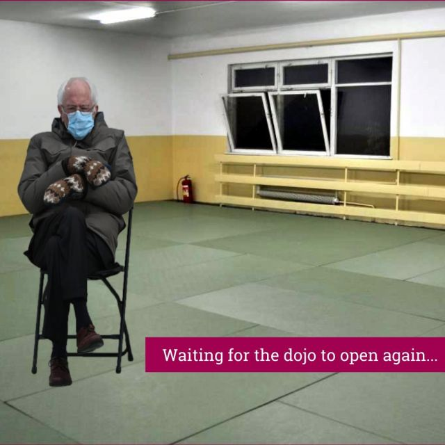 Can you also hardly wait for the dojo to open again? :)#neverstoplearning#aikidodojo #aikidoclass #aikidoseminar #aikidoaikikai #aikidoka  #aikikai #loveaikido #hakama  #aiki #aikido_aikikai #budo #dojo #blackbelt #sztukiwalki #aikidojo #martialarts #fighter #selfdefense #keiko #aikido #whysorerious #poznań #poznan
