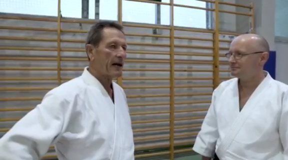 If you want to check what Shihan Christian Tissier thinks about seminars organized by Shin Dojo there is no better way than watching this short interview with Sensei. We are so flattered! :)